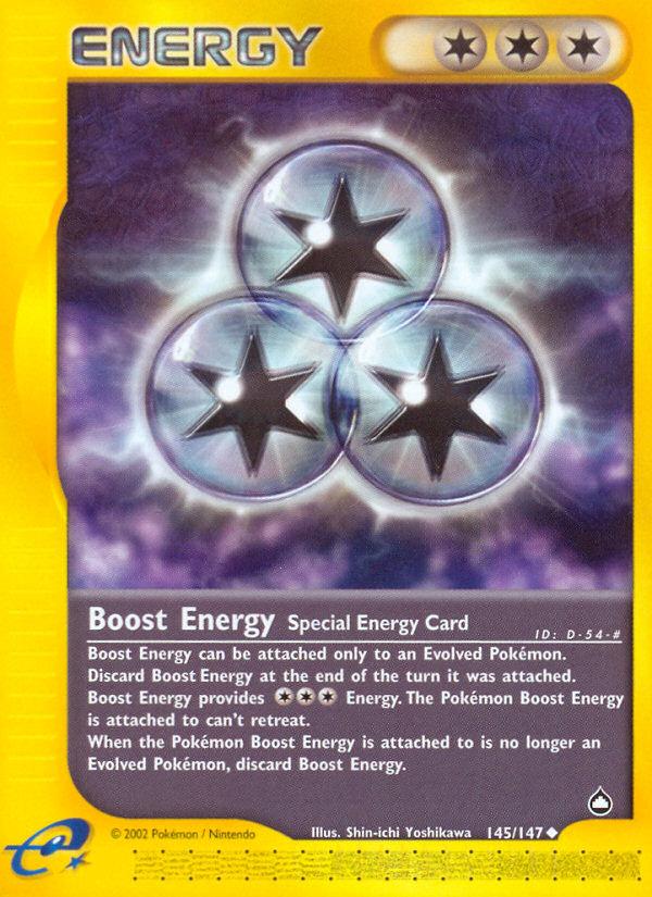 2003 Aquapolis Boost Energy