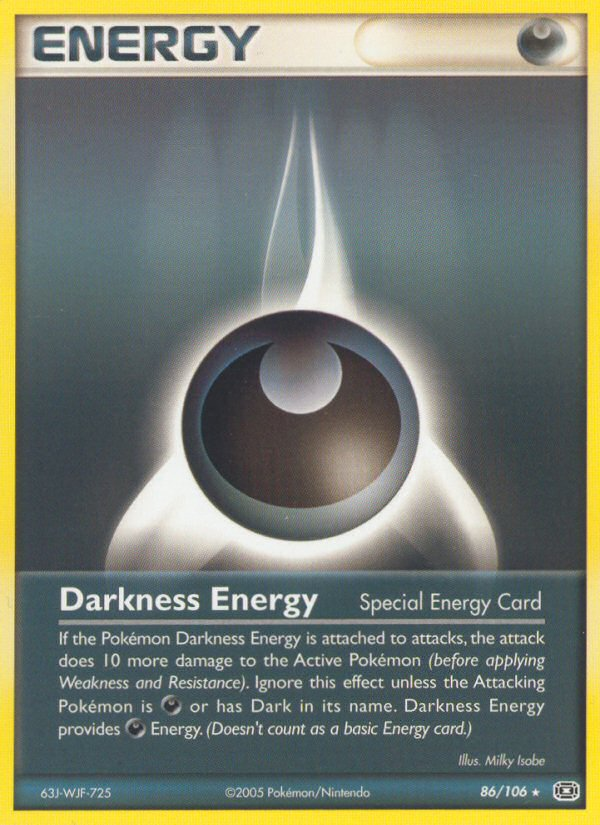 2005 EX Emerald Darkness Energy