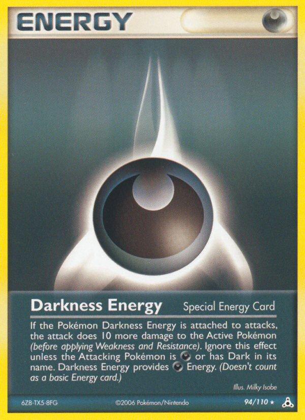2006 EX Holon Phantoms Darkness Energy Reverse Foil