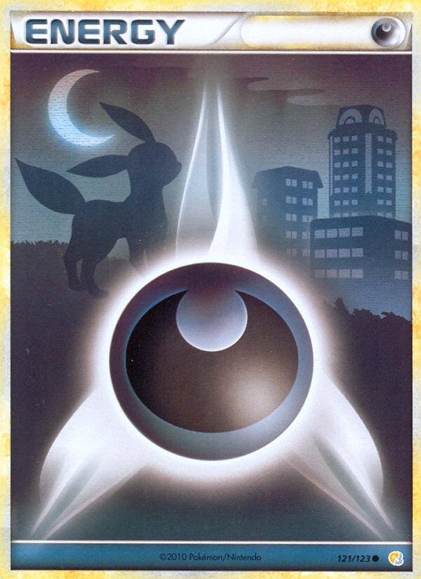 2010 Heartgold & Soulsilver Darkness Energy
