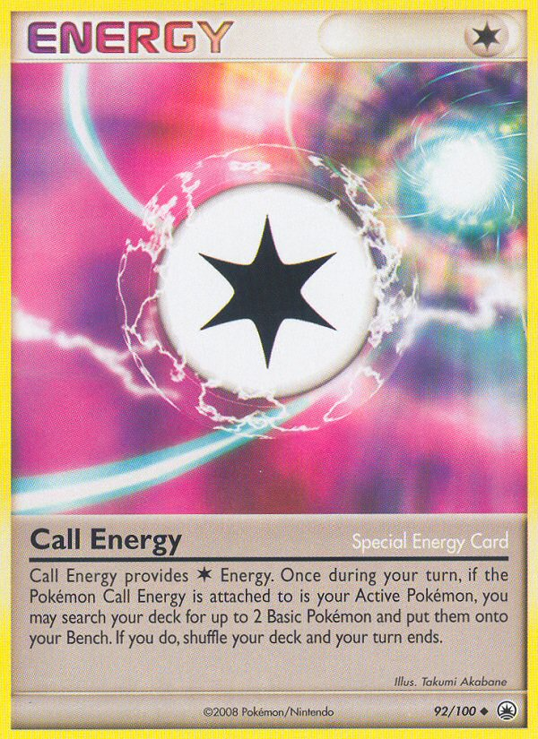 2008 Majestic Dawn Call Energy
