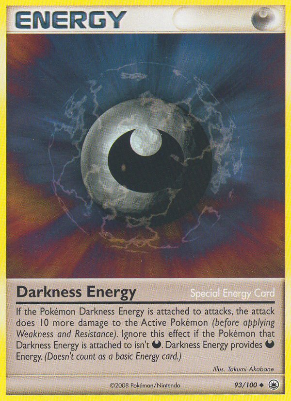2008 Majestic Dawn Darkness Energy