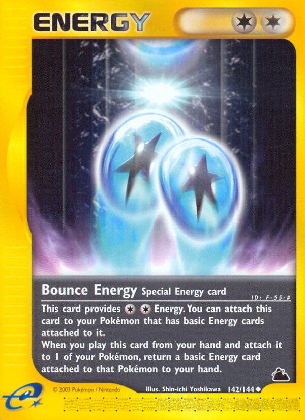 2003 Skyridge Bounce Energy Reverse Foil